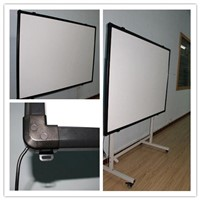 2014 New style - S series save cost interactive whiteboard smart touch board