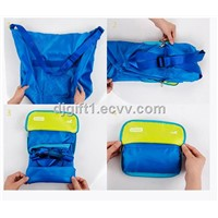 2014 new products polyester folding shopping bag