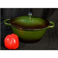 26CM Enameled Cast Iron Casserole