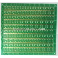 2 layers PCB for connector