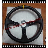 350 mm racing steering wheels