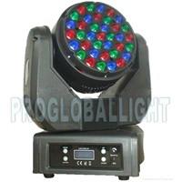 37*3W beam lights/ led moving head lights/stage lights