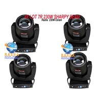 4X LOT Osram 7R Sharpy Moving Head Beam With Touch Screen LCD Display for Event Party