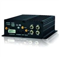 4ch hard disk drive H.264 anti-vibration migration detects mini HD CAR DVR CCTV DVR MDVR