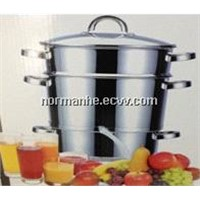 4pcs juice pot set
