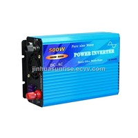 500W DC to AC Pure Sine Wave Power Inverter