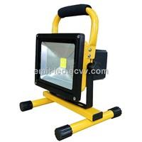 50w portable outdoor emergency flood light