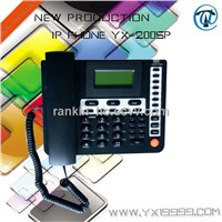 5 Lines IP Phone YX-2005P with VPN/PSTN/POE