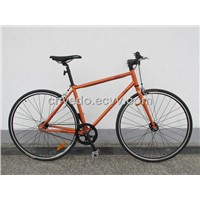 700C aluminum alloy fixed gear bike road track bike