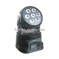 7X10W Quad LED Moving Head Wash Light, Stage LED Wash Light (LM710)