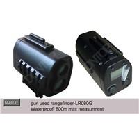 800m Riflescope Laser Rangefinder (LR080G)