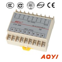 8 input 8 output 40A solid state relay ST8-5DD