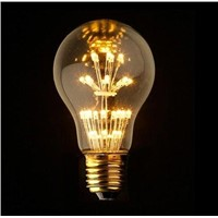 A19 LED Edison Vintage bulbs from China LED light manufacturer