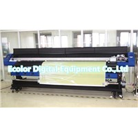 Advertising printing Epson printer outdoor and indoor banner, canvas vinyl sticker