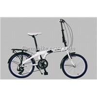 Aluminium Folding Bike/Alloy Foldable Bicycle