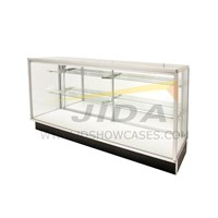 Aluminium Frame Glass Showcases