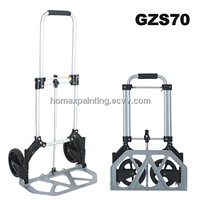 Aluminum Folding Hand Trolley tool cart portable GZS70