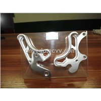 Aluminum alloy dropout made in china high performance forging bicycle parts