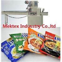 Auto Pillow Instant Noodles Packaging Machine