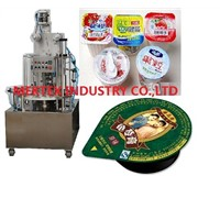 Automatic Cup Filling & Sealing Machine