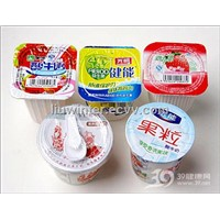 Automatic Cup Yoghourt Filling Machine