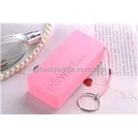 Big discount 2600mah Perfume Power Bank Battery Charger For iPhone HTC Samsung