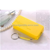 Big promotion perfume mobile phone portable power bank charger with 2200mah , 2600mah Sumsung cell