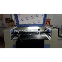 CCD camera laser cutting system RF-1290-CO2-80W