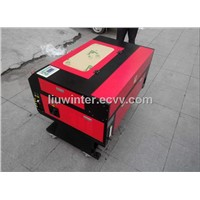 CNC laser engraving cutting engraver cutter machine for wood (HQ7050)