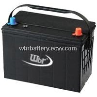 12V 50Ah Maintenance free Car Battery