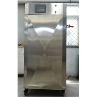 China stainless steel liquid nitrogen seafood meat vegetable quick freezing machine