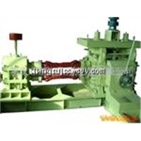 Cold rolled ribbed steel bar rolling mill