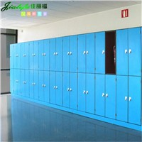 Compact Phenolic Panel Lockers for School