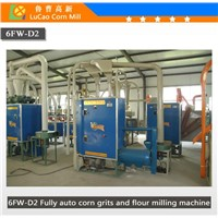 Corn mill, maize mill, corn meal machine, maize meal machine