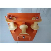 Corner Roller With Plug-In Hinges,Cable Guide ,Cable Laying ,Corner Roller