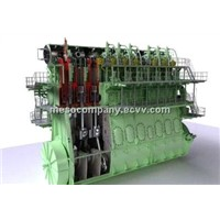 Dual fuel(biogas and natural gas) generator (20~1800KW) made in china