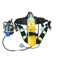 EC Approved 5L Self -Contained Positive Pressure Air Breathing Apparatus