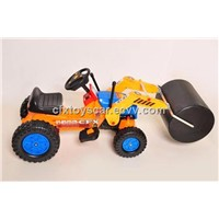 Electric Riding Car with Trailer CFX-514