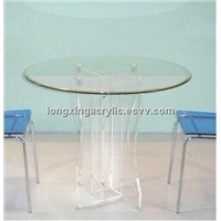 European Design Factory Sell Acrylic Table/Acrylic Coffee Table/Acrylic Console Table