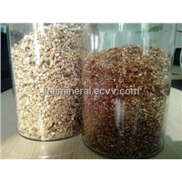 Expanded vermiculite with good quality