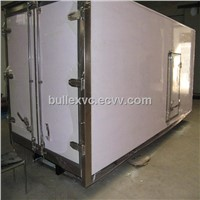 FRP,PU Refrigerated truck body