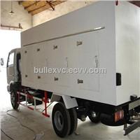 FRP,PU ice cream truck body