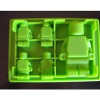 Factory Directly Sale Robot Silicone Ice Tray
