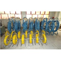 Fiberglass Duct Rodder,Conduit rod,Cable snakes tape