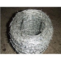 Galvanized Barbed Wire Fence Double Twisted Barbed Wire