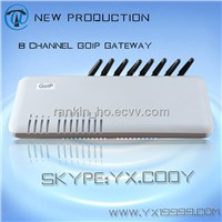 Good Quality and Competitive Price 8 Ports GSM Gateway,GoIP Gateway,VoIP Gateway