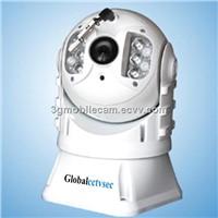 HD IP Vehicle IR Rugged PTZ Cameras for Cars & Ships GCS970-HD