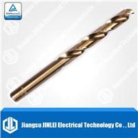 HSS M35 5% cobalt twist drill bit