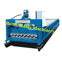 Haide type-750 roll forming machine