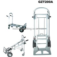 Heavy duty aluminium hand truck trolley utility Multifunctional 3 in 1 GZT200A